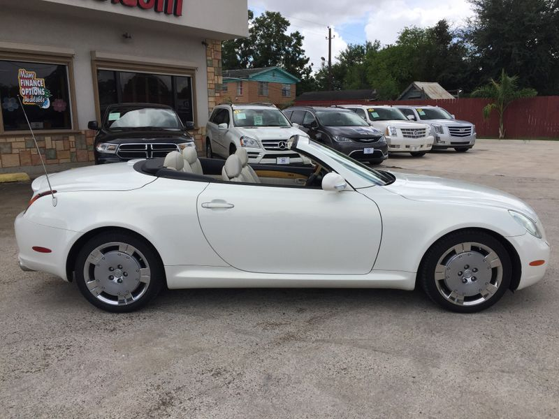 2004 Lexus SC 430   Brownsville TX  English Motors  in Brownsville, TX