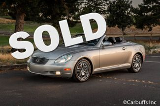 2004 Lexus SC 430 Convertible | Concord, CA | Carbuffs in Concord