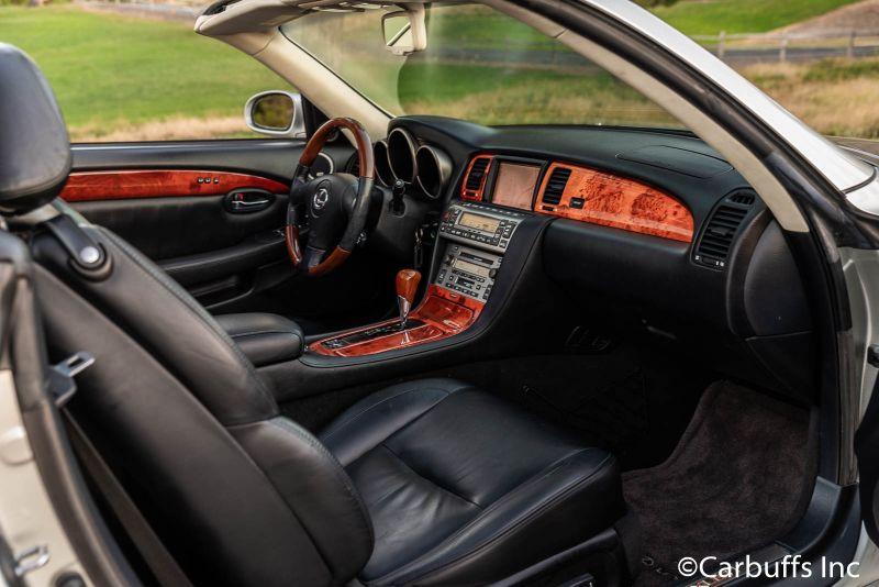 2004 Lexus SC 430 Convertible | Concord, CA | Carbuffs in Concord, CA