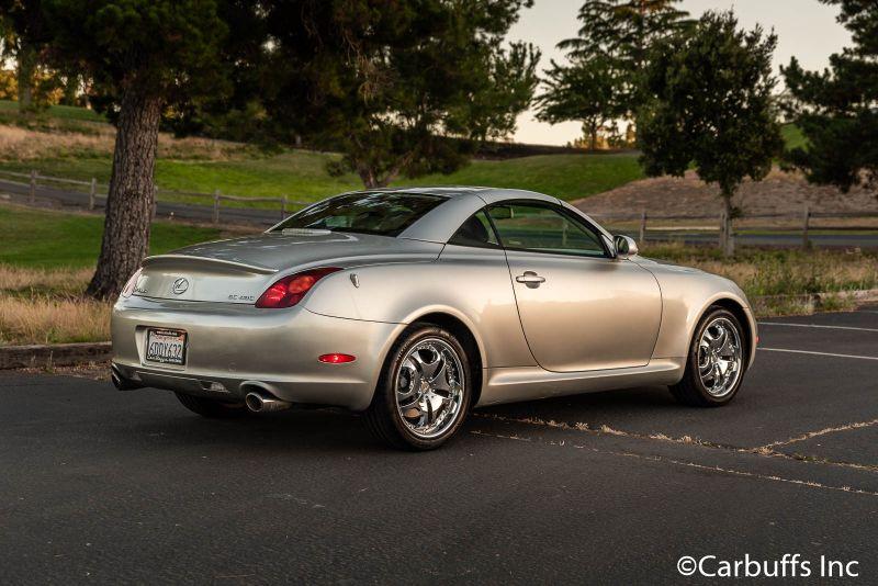 2004 Lexus SC 430 Convertible   Concord, CA   Carbuffs in Concord, CA