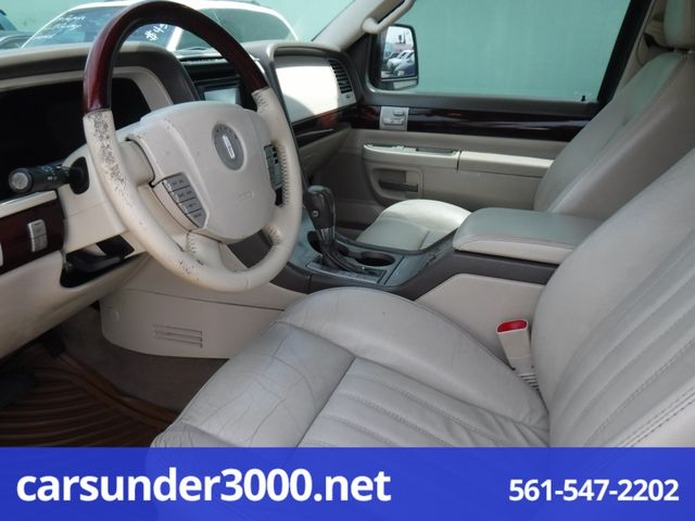 2004 Lincoln Aviator Luxury Lake Worth , Florida 4