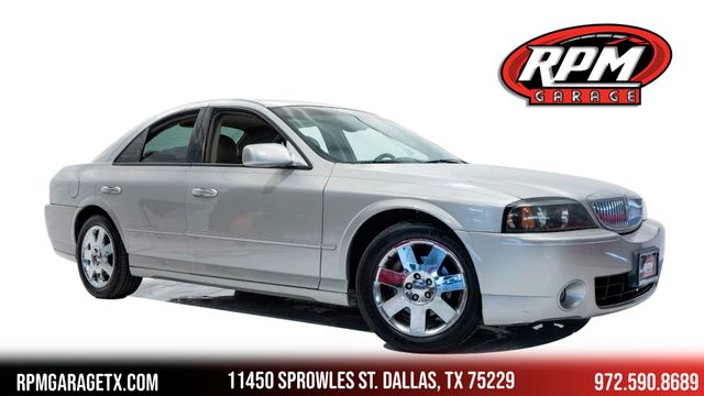 2004 Lincoln LS LSE 1 out of 1500