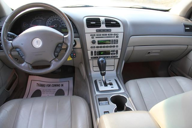 2004 Lincoln LS w/Sport Pkg Santa Clarita, CA 7