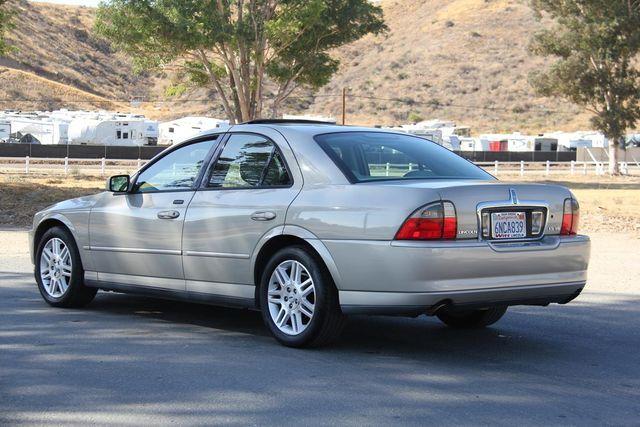 2004 Lincoln LS w/Sport Pkg Santa Clarita, CA 5