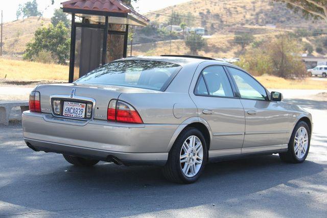 2004 Lincoln LS w/Sport Pkg Santa Clarita, CA 6
