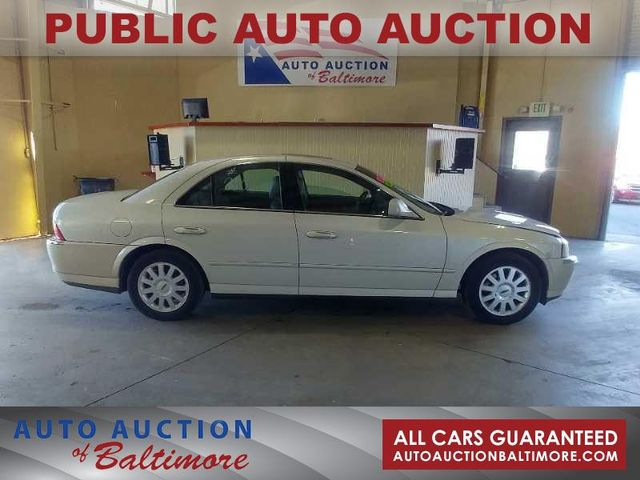 2004 Lincoln LS V6  | JOPPA, MD | Auto Auction of Baltimore  in Joppa MD