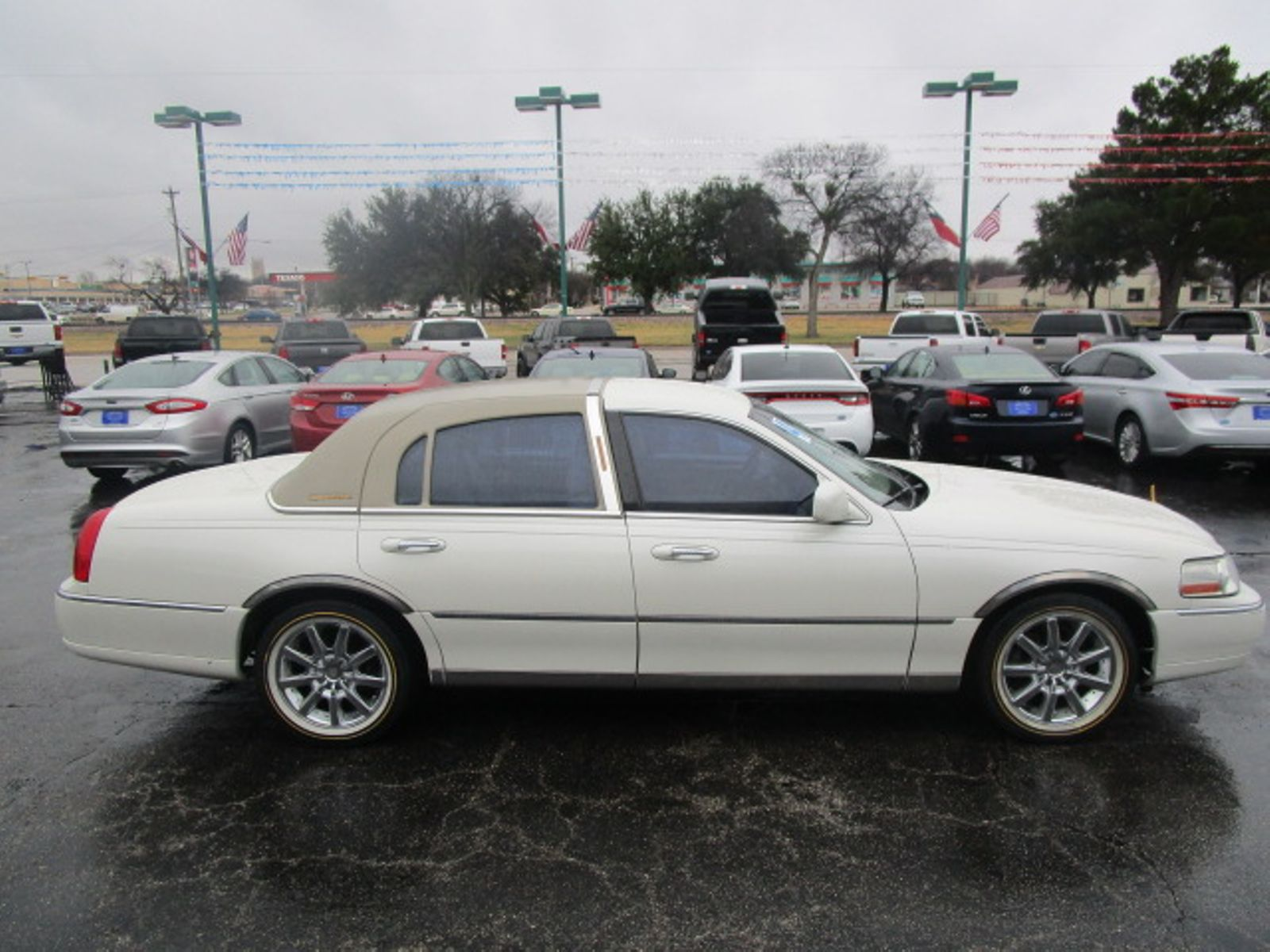 2004 Lincoln Town Car Ultimate Abilene Tx Abilene Used Car Sales