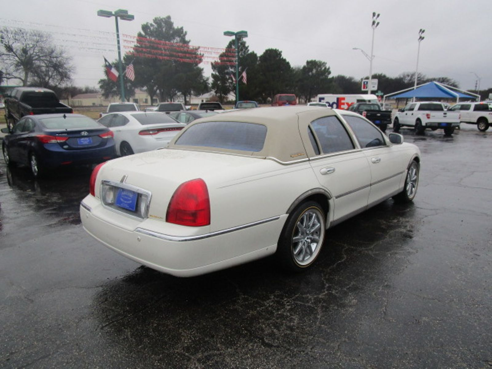 2004 Lincoln Town Car Ultimate Abilene Tx Abilene Used Car Sales