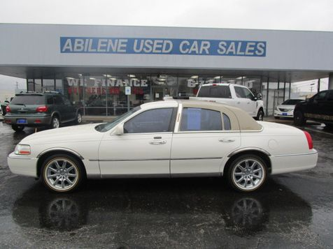 2004 Lincoln Town Car Ultimate in Abilene, TX