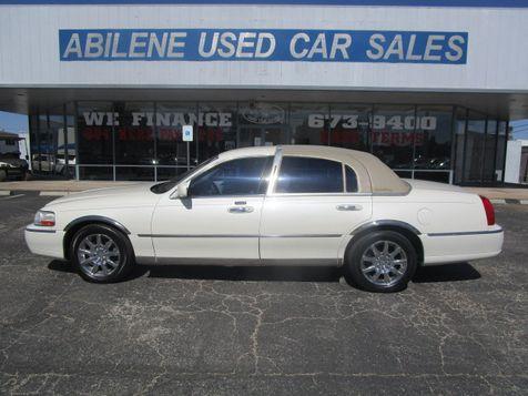 2004 Lincoln Town Car Ultimate in Abilene, TX