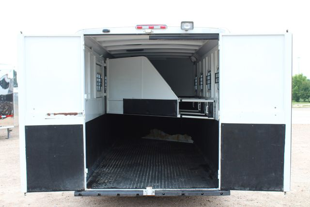 2004 Logan Coach LEGEND FOUR HORSE FOUR HORSE 4H GOOSE NECK WITH FRONT TACK CONROE, TX 13