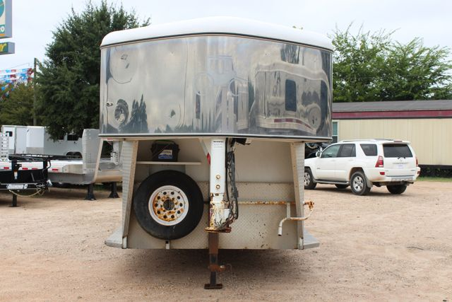 2004 Logan Coach LEGEND FOUR HORSE FOUR HORSE 4H GOOSE NECK WITH FRONT TACK CONROE, TX 3