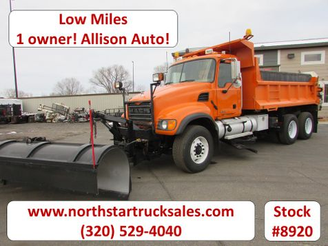 2004 Mack Granite Plow/Dump w/Wing and Sander  in St Cloud, MN