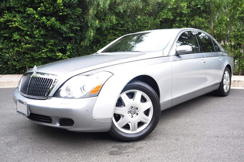 2004 Maybach 57 SWB in , California