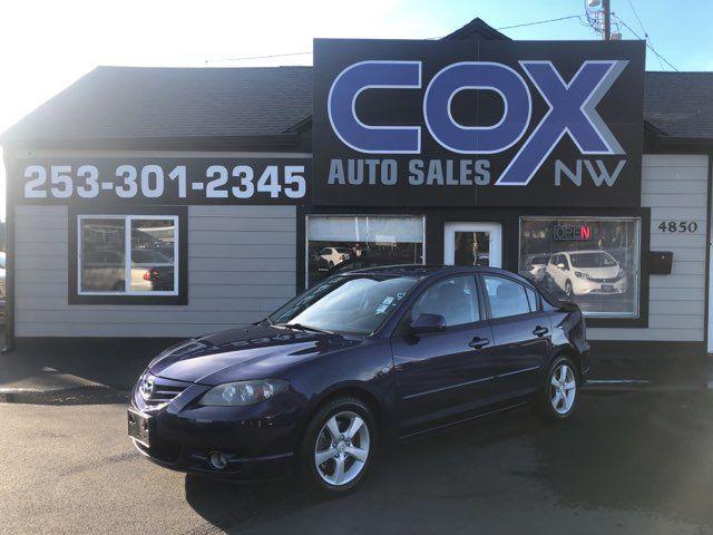 2004 Mazda Mazda3 s in Tacoma, WA 98409