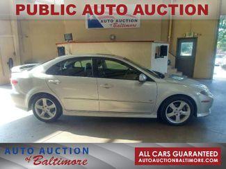 2004 Mazda Mazda6 s   JOPPA, MD   Auto Auction of Baltimore  in Joppa MD