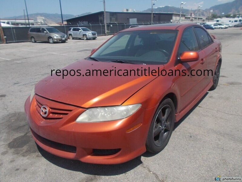 2004 Mazda Mazda6 s  in Salt Lake City, UT