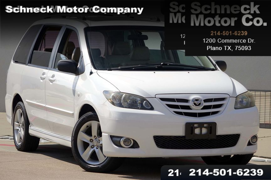 2004 Mazda Mpv Es Plano Tx Schneck Motor Company