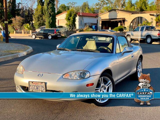 2004 Mazda MX-5 MIATA LS 71K MLS MANUAL SERVICE RECORDS