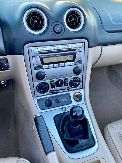 2004 Mazda MX-5 MIATA LS 71K MLS MANUAL SERVICE RECORDS in Van Nuys, CA 91406