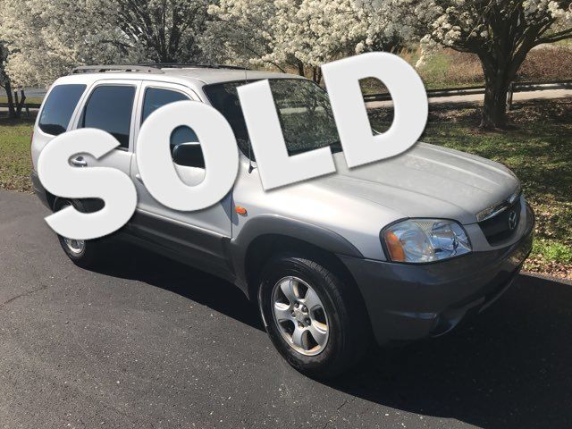 2004 Mazda Tribute ES Knoxville, Tennessee