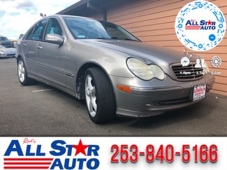 2004 Mercedes-Benz C-Class C 230 in Puyallup Washington, 98371