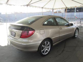 2004 Mercedes-Benz C230 1.8L Gardena, California 2