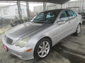 2004 Mercedes-Benz C230 1.8L Gardena, California