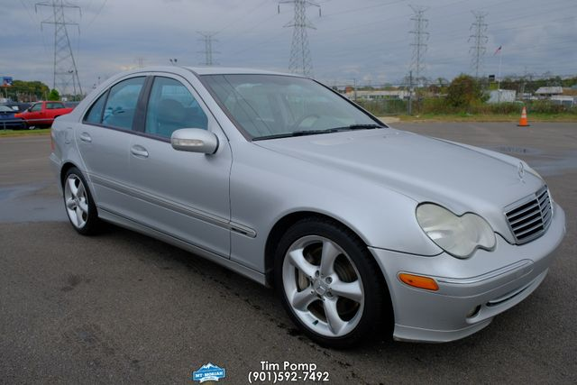 2004 Mercedes-Benz C230 1.8L in Memphis Tennessee, 38115