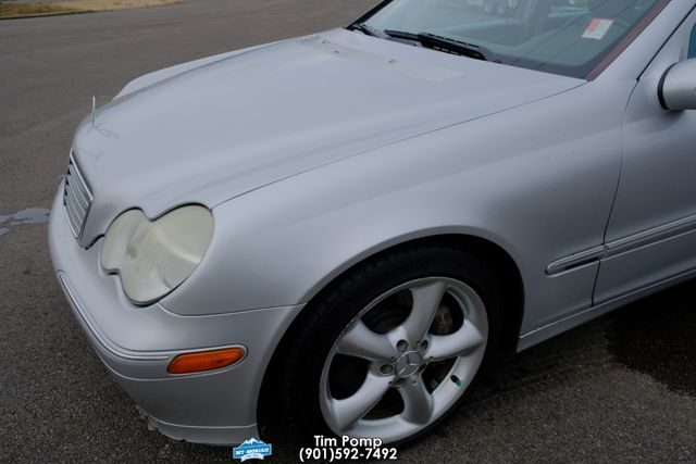 2004 Mercedes-Benz C230 1.8L in Memphis, Tennessee 38115