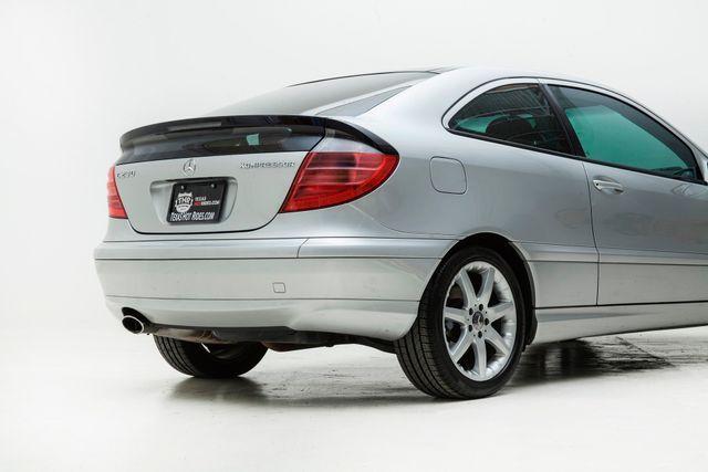 2004 Mercedes-Benz C230 1.8L in Plano, TX 75075