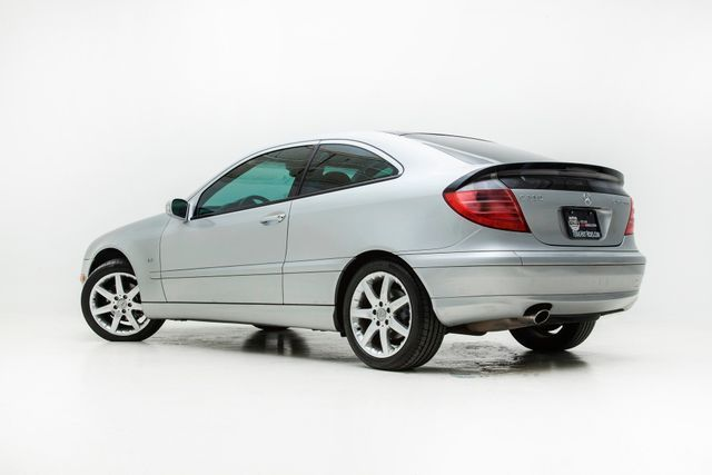 2004 Mercedes-Benz C230 1.8L in Plano, TX 75075