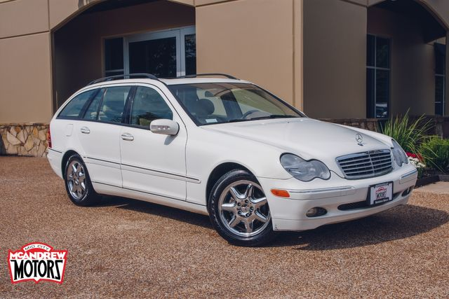 2004 Mercedes-Benz C240 2.6L