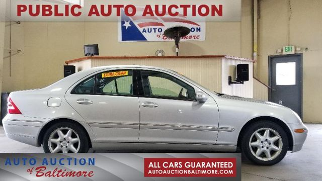 2004 Mercedes-Benz C240 2.6L | JOPPA, MD | Auto Auction of Baltimore  in Joppa MD