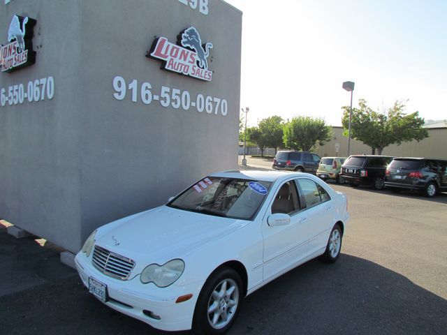 2004 Mercedes-Benz C240 2.6L Extra Clean