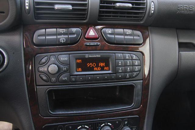 2004 Mercedes-Benz C240 2.6L Santa Clarita, CA 18