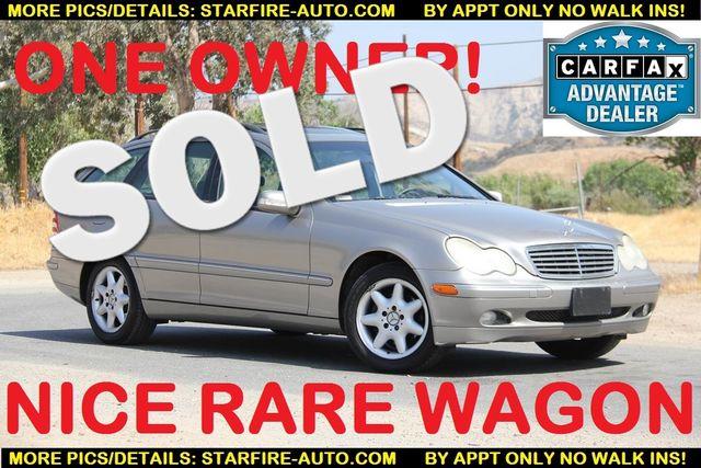 2004 Mercedes-Benz C240 2.6L Santa Clarita, CA 0
