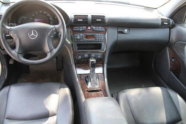 2004 Mercedes-Benz C240 2.6L Santa Clarita, CA 7
