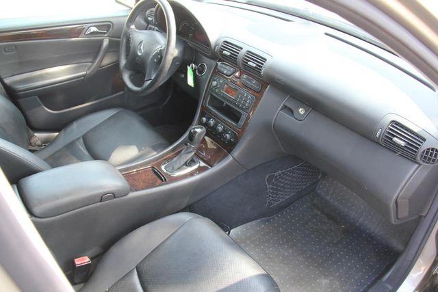 2004 Mercedes-Benz C240 2.6L Santa Clarita, CA 9