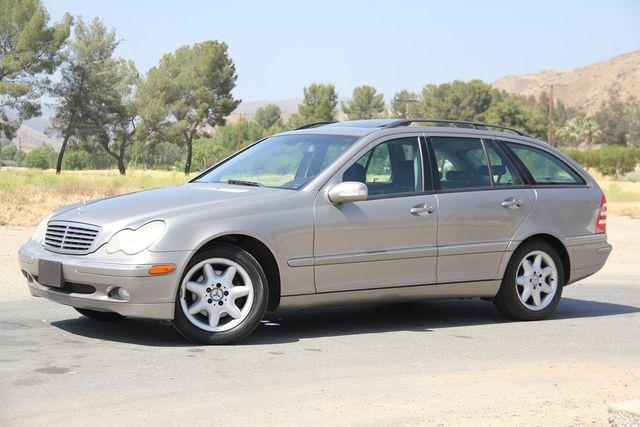 2004 Mercedes-Benz C240 2.6L Santa Clarita, CA 1