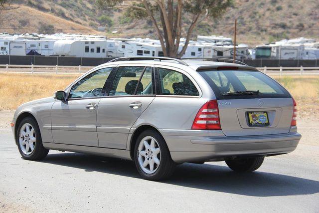 2004 Mercedes-Benz C240 2.6L Santa Clarita, CA 5