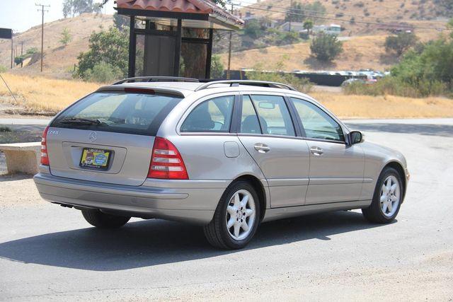 2004 Mercedes-Benz C240 2.6L Santa Clarita, CA 6