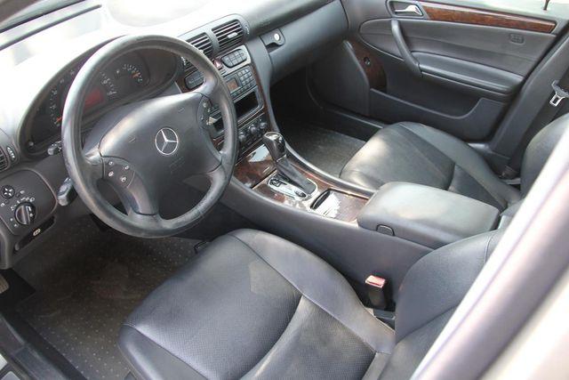 2004 Mercedes-Benz C240 2.6L Santa Clarita, CA 8