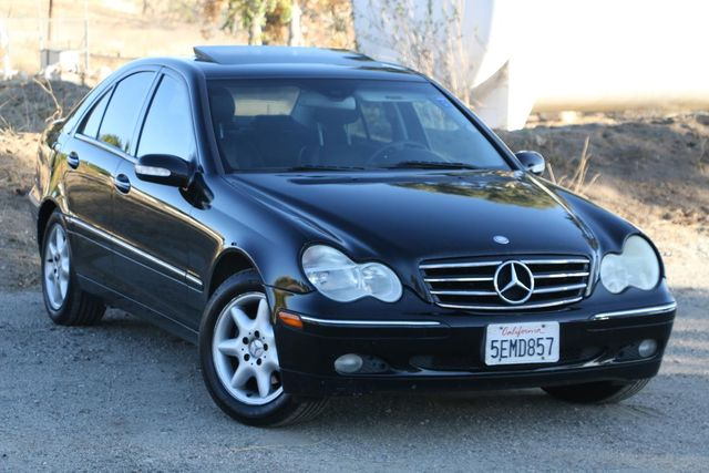2004 Mercedes-Benz C240 2.6L Santa Clarita, CA 3