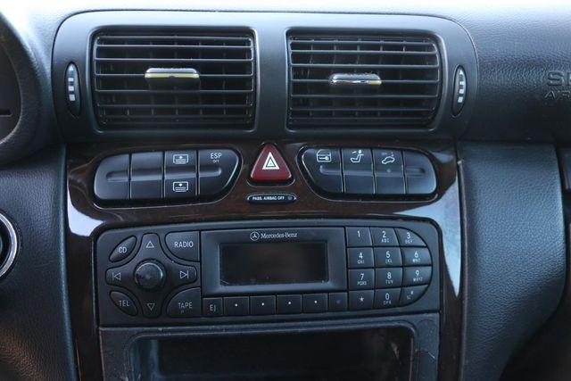 2004 Mercedes-Benz C240 2.6L Santa Clarita, CA 20