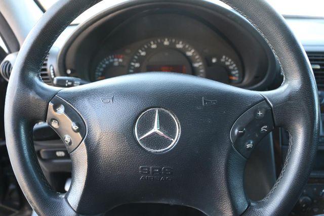 2004 Mercedes-Benz C240 2.6L Santa Clarita, CA 25