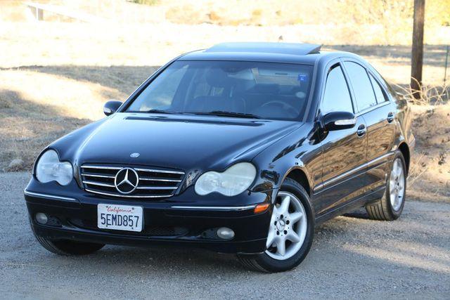 2004 Mercedes-Benz C240 2.6L Santa Clarita, CA 4
