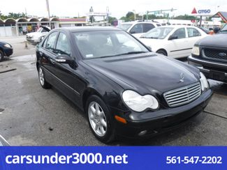2004 Mercedes-Benz C320 3.2L Lake Worth , Florida