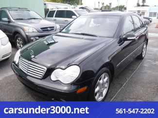 2004 Mercedes-Benz C320 3.2L Lake Worth , Florida 2