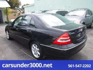 2004 Mercedes-Benz C320 3.2L Lake Worth , Florida 3